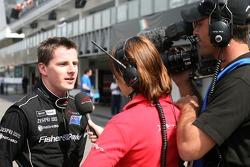 Jonny Reid, Driver of A1Team New Zealand