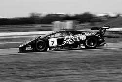 #7 All-Inkl.com Racing Lamborghini Murciélago: Christophe Bouchut, Stefan Mücke