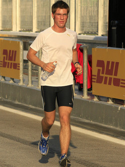 Michael Ammermuller, Red Bull Racing