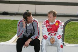 Mattias Ekström, Audi R10