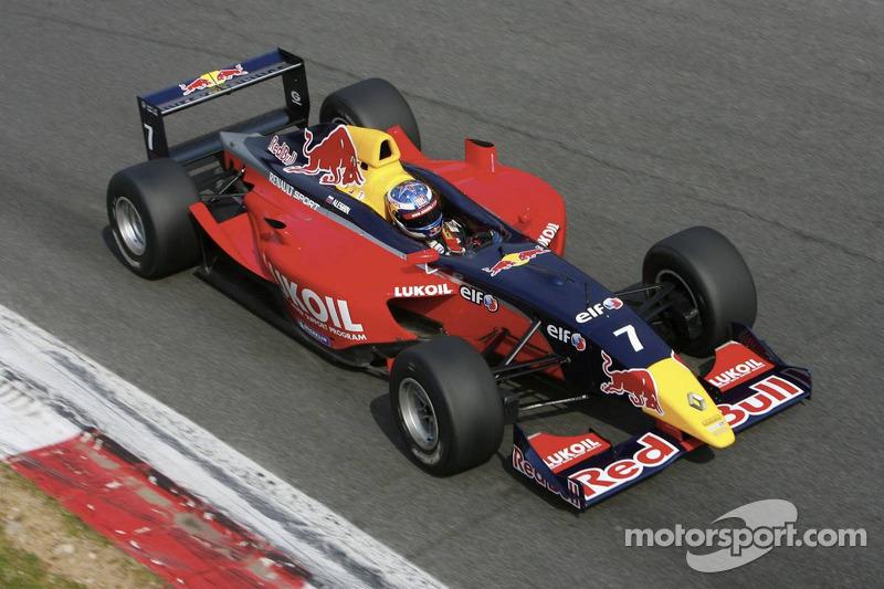 2007 год, Формула Renault 3.5, Carlin Motorsport