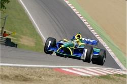 A1 Team Brazil Lola A1GP of Bruno Junqueira