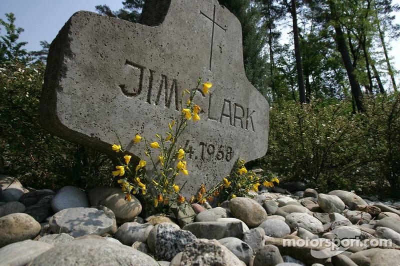 Lugar conmemorativo de Jim Clark