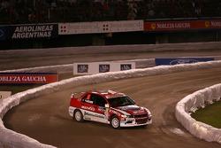 Федерико Вильягра и Диего Курлетто, Mitsubishi Lancer Evolution