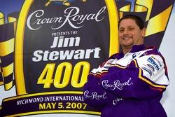 Crown Royal presents the Jim Stewart 400
