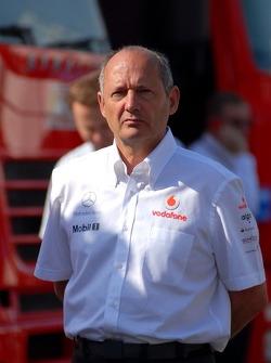 Ron Dennis, McLaren, Team Principal, Chairman