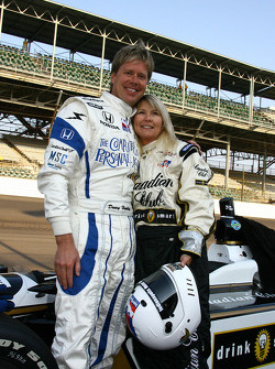 Davey Hamilton and Kristi Lee