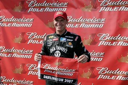 Pole winner Clint Bowyer