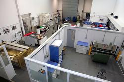 Fabrication Department