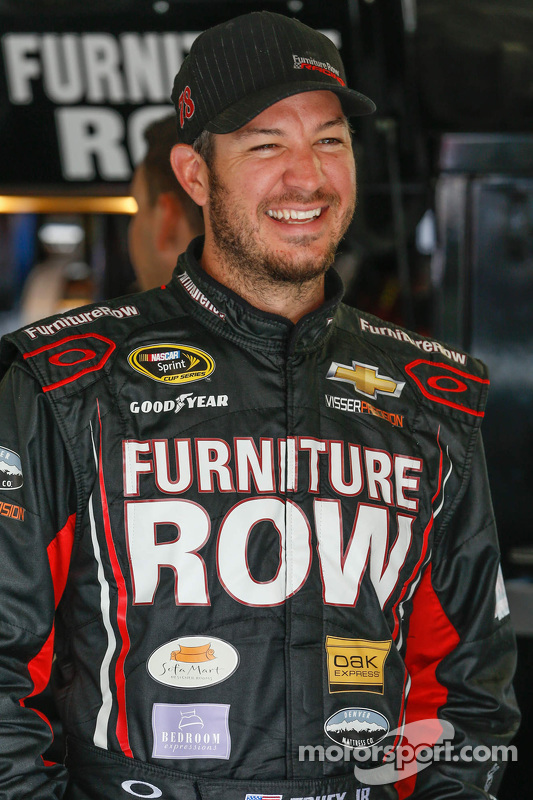 Martin Truex jr., Furniture Row Racing, Chevrolet