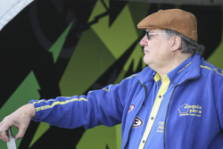Horacio Soljan, Maquin Parts Racing Ford власник команди