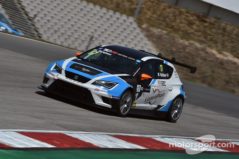 Michel Nykjaer, SEAT Leon Racer, Target Competition