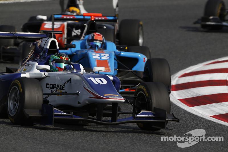 Adderly Fong, Koiranen GP e Ralph Boschung, Jenzer Motorsport