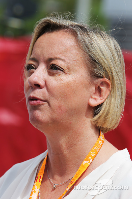 Sabine Kehm, Manager de Michael Schumacher