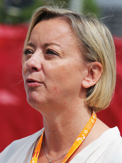 Sabine Kehm, Manager of Michael Schumacher