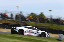 #54 Attempto Racing,迈凯伦 650S GT3: Philipp Wlazik, Fabien Thuner