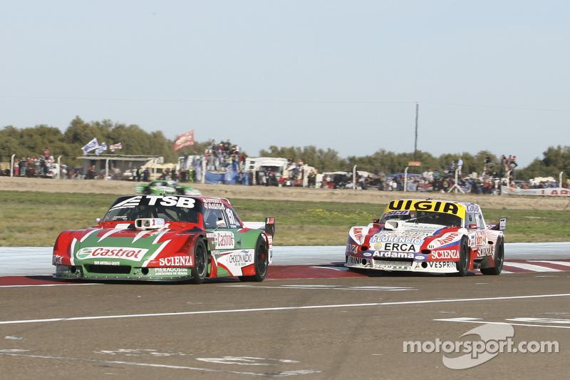 Jose Manuel Urcera, JP Racing, Torino, und Juan Manuel Silva, Catalan Magni Motorsport, Ford