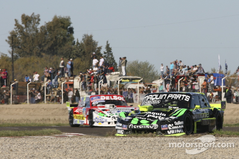 Mauro Giallombardo, Maquin Parts Racing Ford ve Juan Pablo Gianini, JPG Racing Ford
