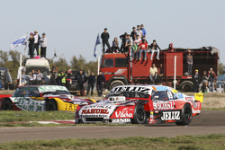 Pedro Gentile, JP Racing Chevrolet en Nicolas Bonelli, Bonelli Competicion Ford