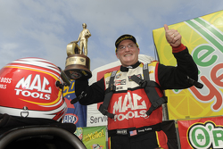 Il vincitore Top Fuel Doug Kalitta