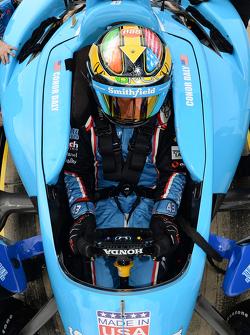 Conor Daly, Schmidt Peterson Motorsports Honda