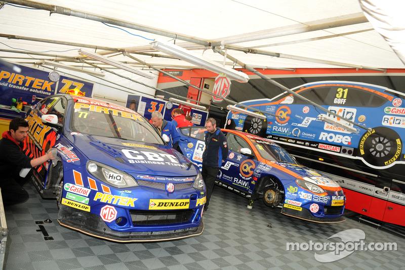 MG 888 Racing