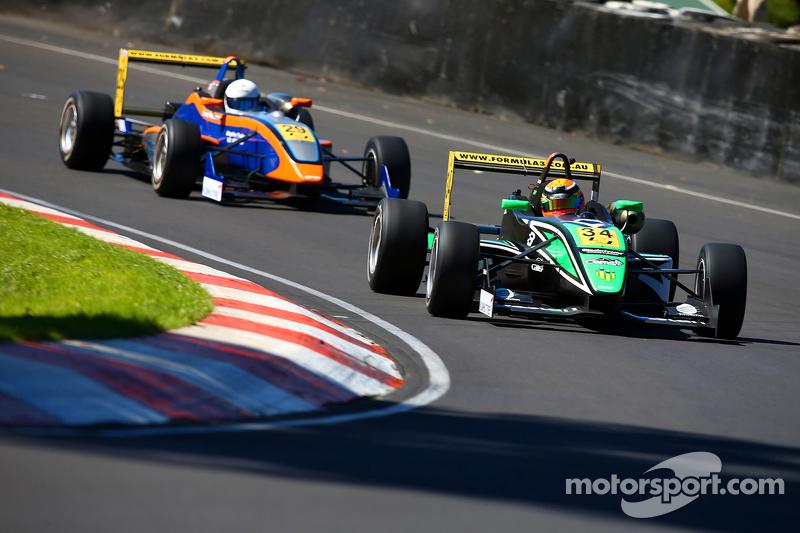 澳大利亚F3比赛从阿德莱德开始