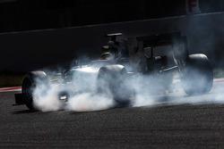 Паскаль Верляйн, Mercedes AMG F1 W06