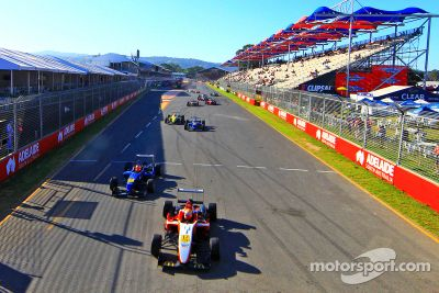 Australisch F3: Adelaide