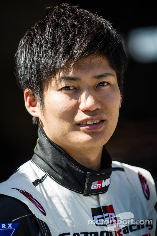 Gazoo Racing, Fotoshooting: Kazuya Oshima