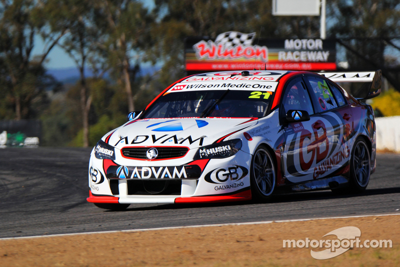 Dale Wood, Brad Jones Racing, Holden