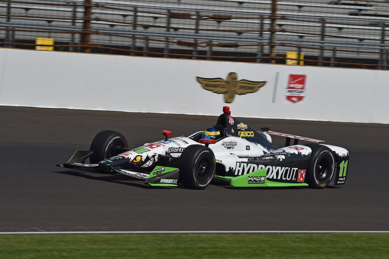 Sebastien Bourdais, KVSH Racing at Indy 500