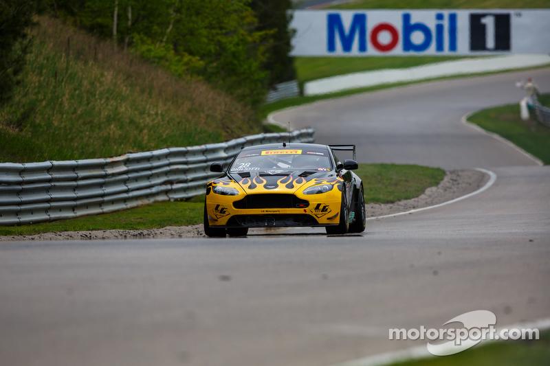 #28 LG Motorsports, Aston Martin Vantage GT4: Lou Gigliotti