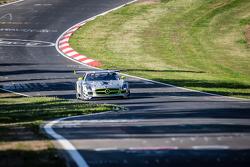 #2 Black Falcon Mercedes-Benz SLS AMG GT3 : Yelmer Buurman, Andreas Simonsen, Adam Christodoulou, Bernd Schneider