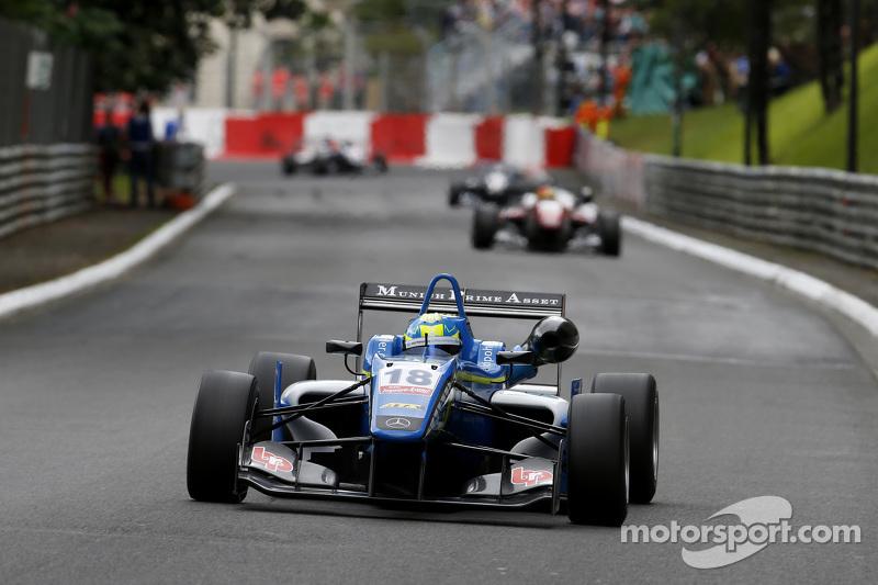 Ніколас Полер, Double R Racing, Dallara Mercedes-Benz