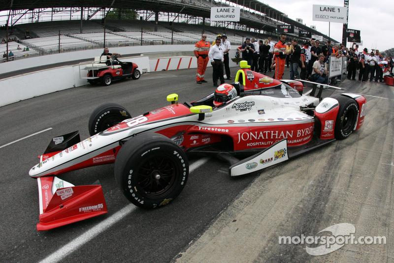 Bryan Clauсин, KV Racing Technology Chevrolet