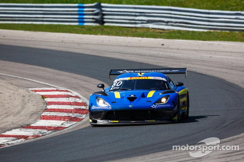 #80 Lone Star Racing, SRT Viper GT3R: Dan Knox