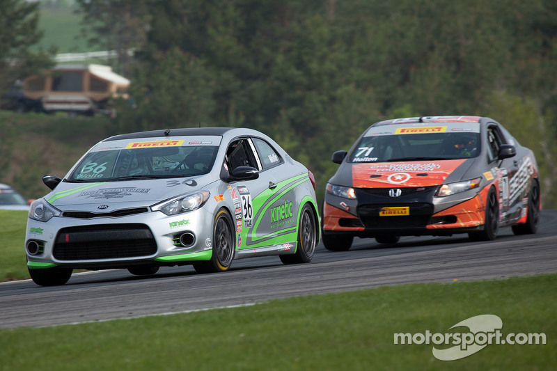 36 Kinetic Motorsports Kia Forte Koup Jason Wolfe