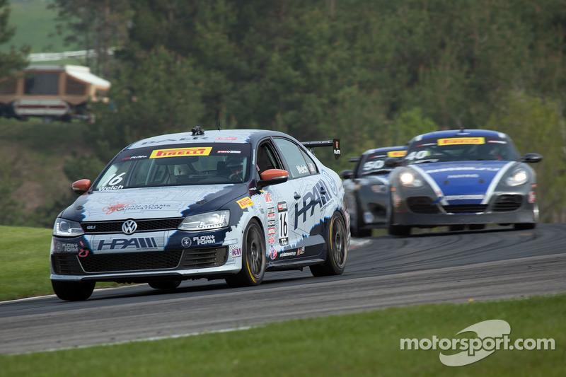 #16 HPA Motorsports, VW Jetta GL1: Alex Welch
