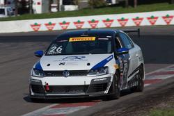 #26 Rains Racing Volkswagen Jetta GLI: Mike Taylor