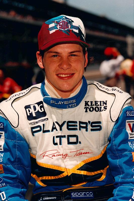 Jacques Villeneuve en de Indy 505