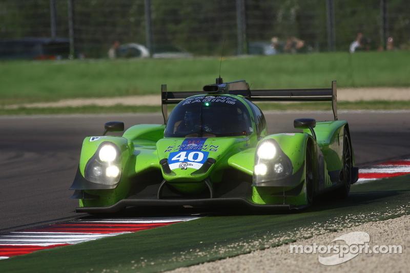 #40 Krohn Racing, Ligier JS P2 - Judd: Tracy Krohn, Nic Jonsson, Oswaldo Negri