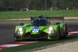 #40 Krohn Racing Ligier JS P2 - Judd : Tracy Krohn, Nic Jonsson, Oswaldo Negri