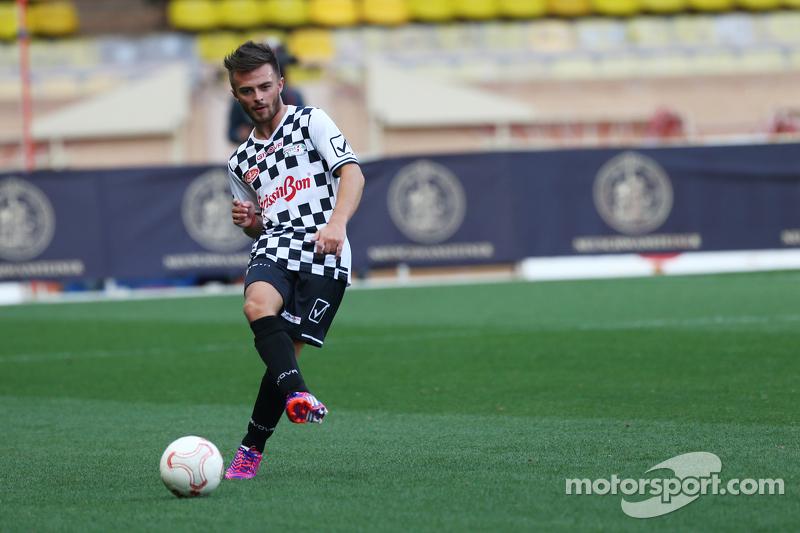 Will Stevens Manor F1 Team