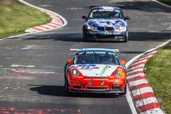 #73 Teichmann Racing, Porsche 997 GT3 Cup: Torleif Nytroeen, Morten Skyer, Antti Buri, Kari-Pekka Laaksonen