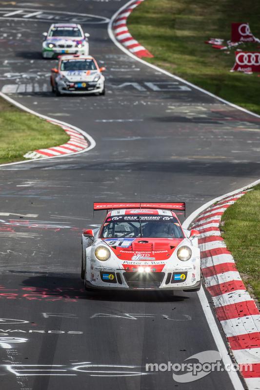 #91 Team Manthey, Porsche 911 GT3 Cup MR: Dieter Schmidtmann, Andreas Ziegler, Marco Schelp, Peter Scharmach