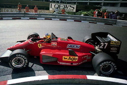 Alboreto Mônaco 1985