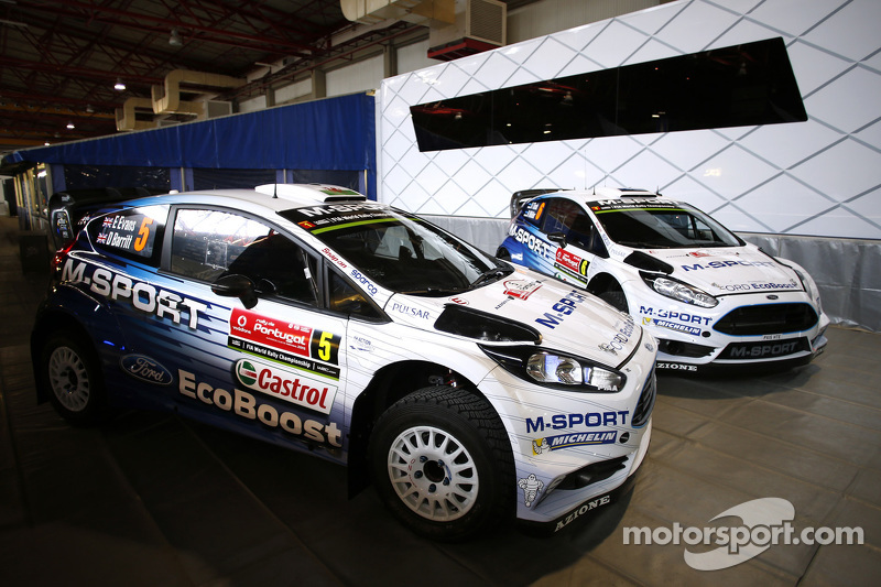 M-Sport Ford WRC, Detail