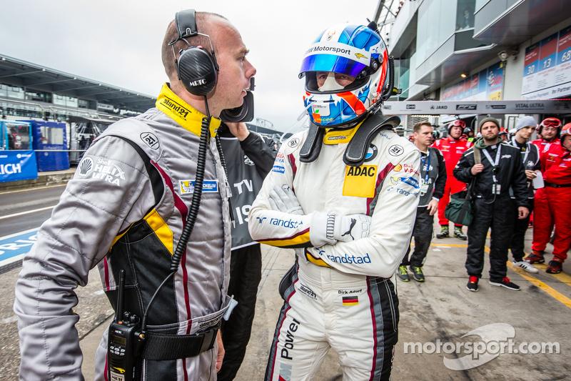 Bas Leinders dan Dirk Adorf