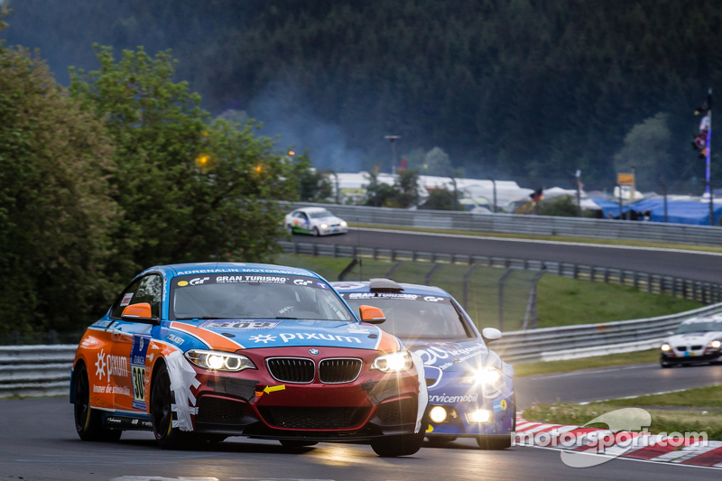 #309 Adrenalin Motorsport, BMW M235i Racing: Norbert Fischer, Christian Konnerth, Thorsten Wolter, Christopher Rink